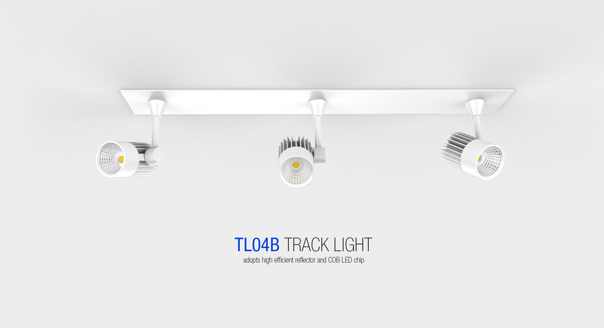 TL04B High Efficient LED Track Lighting_01