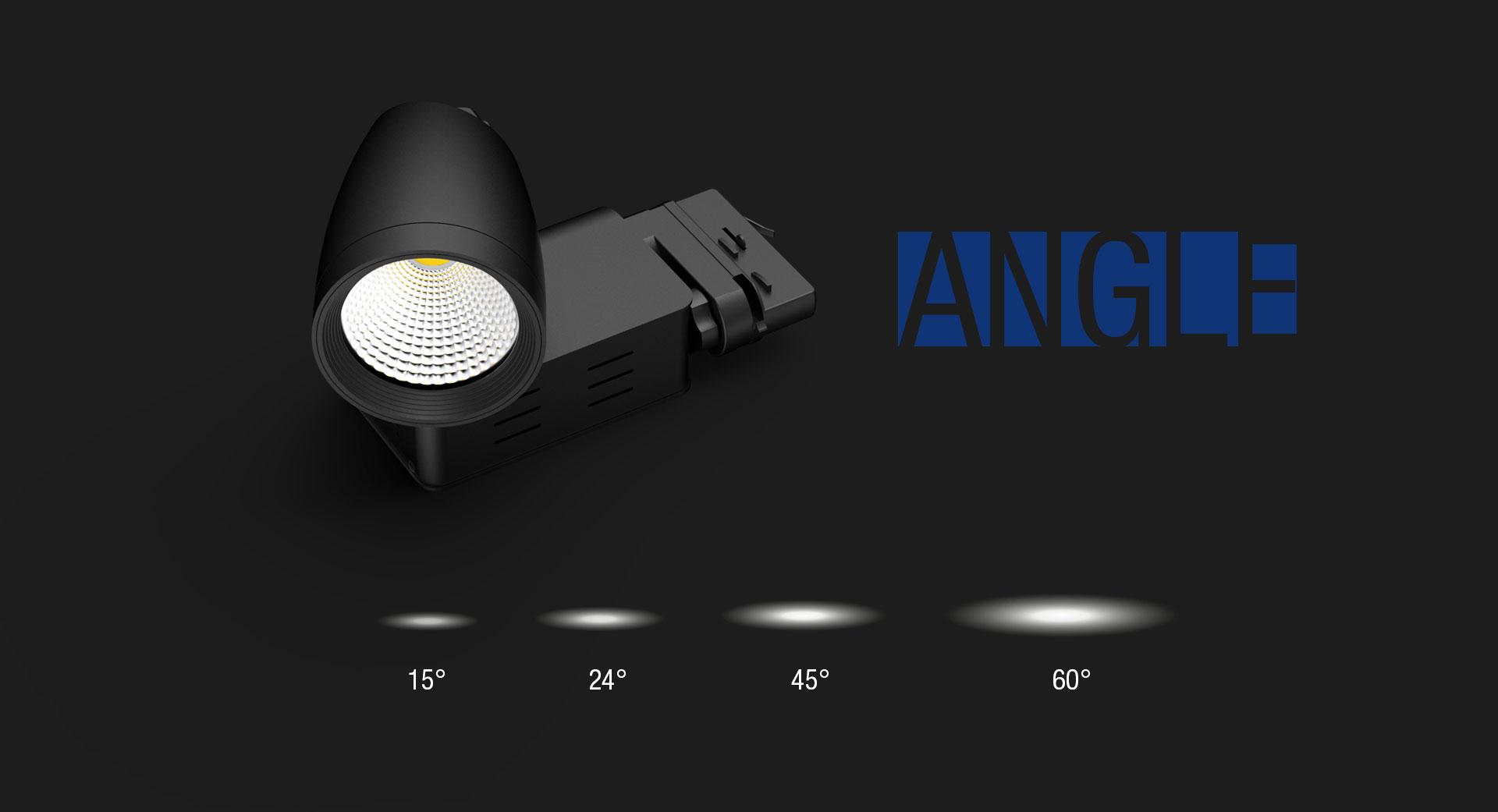 Tl02 Led Track Lighting
