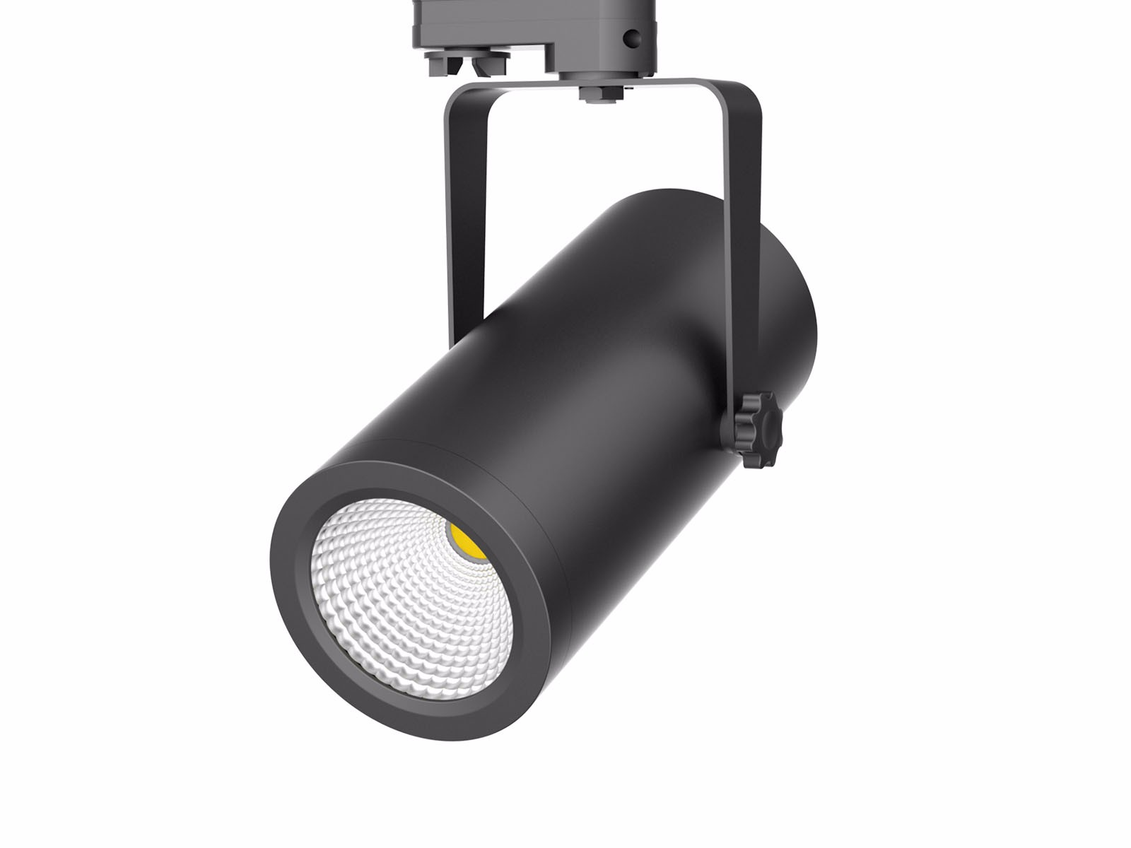 TL09 LED Track Light  sc 1 st  UPSHINE Lighting & TL09 Black LED Track Light | UPSHINE Lighting azcodes.com