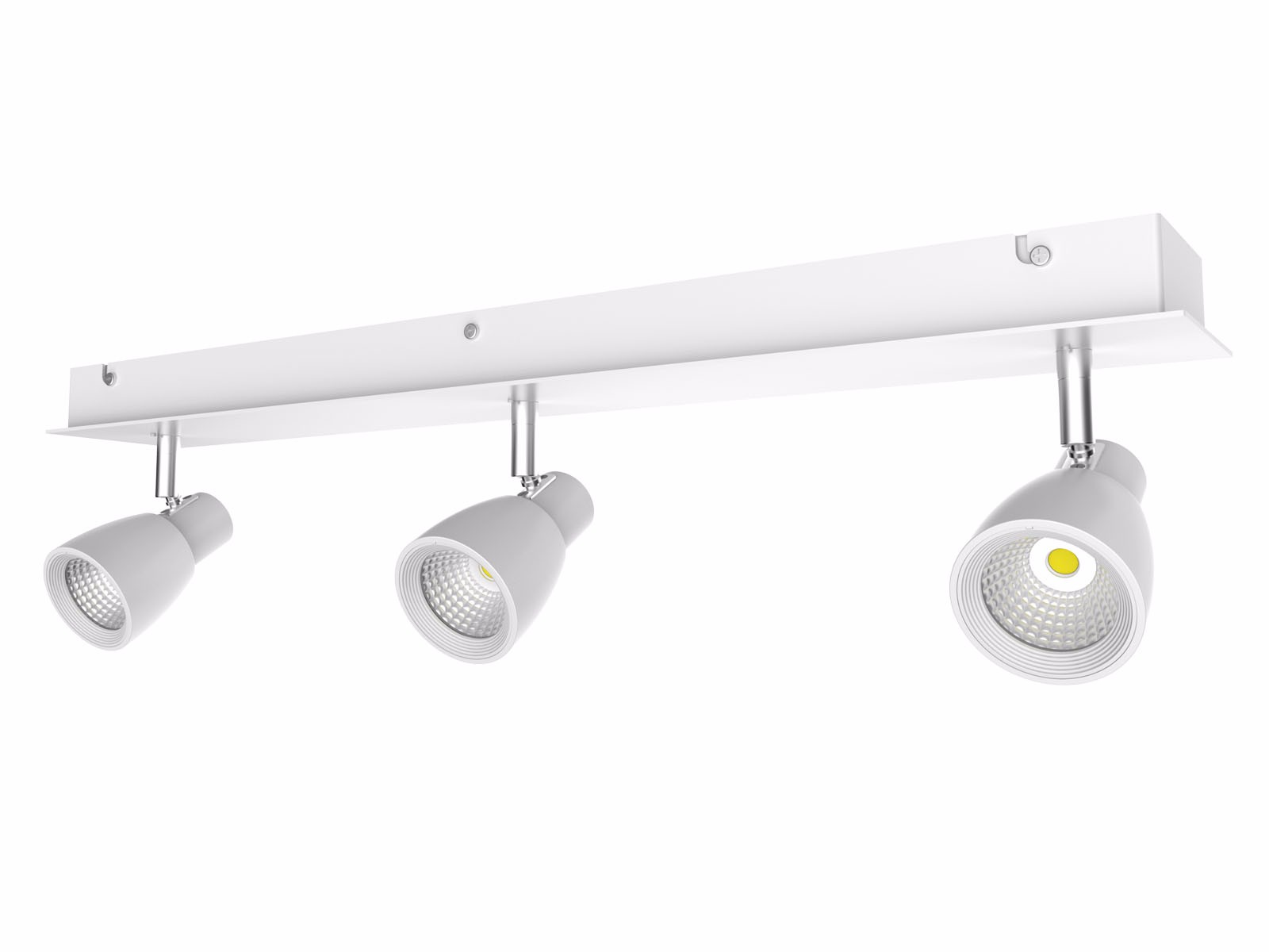 Tl15 multi head recessed led track light upshine lighting tl15 led track light mozeypictures