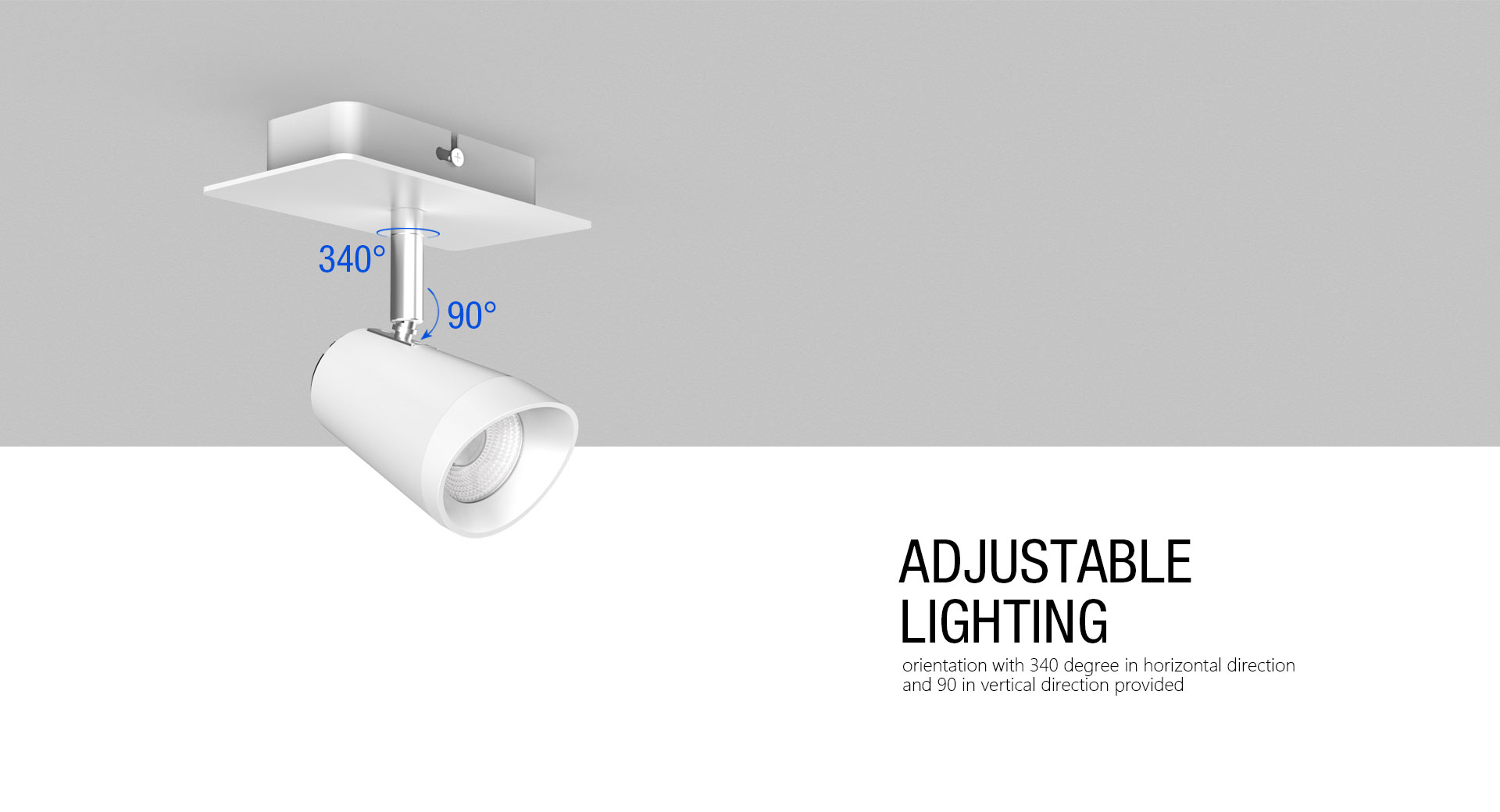 High Quality Recessed Track Lighting