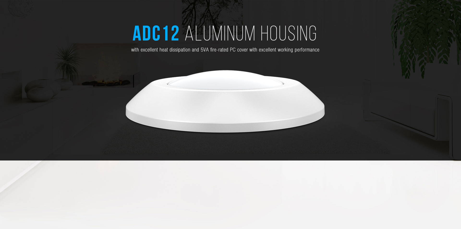 ADC12 Aluminum Housing LED Downlights_02