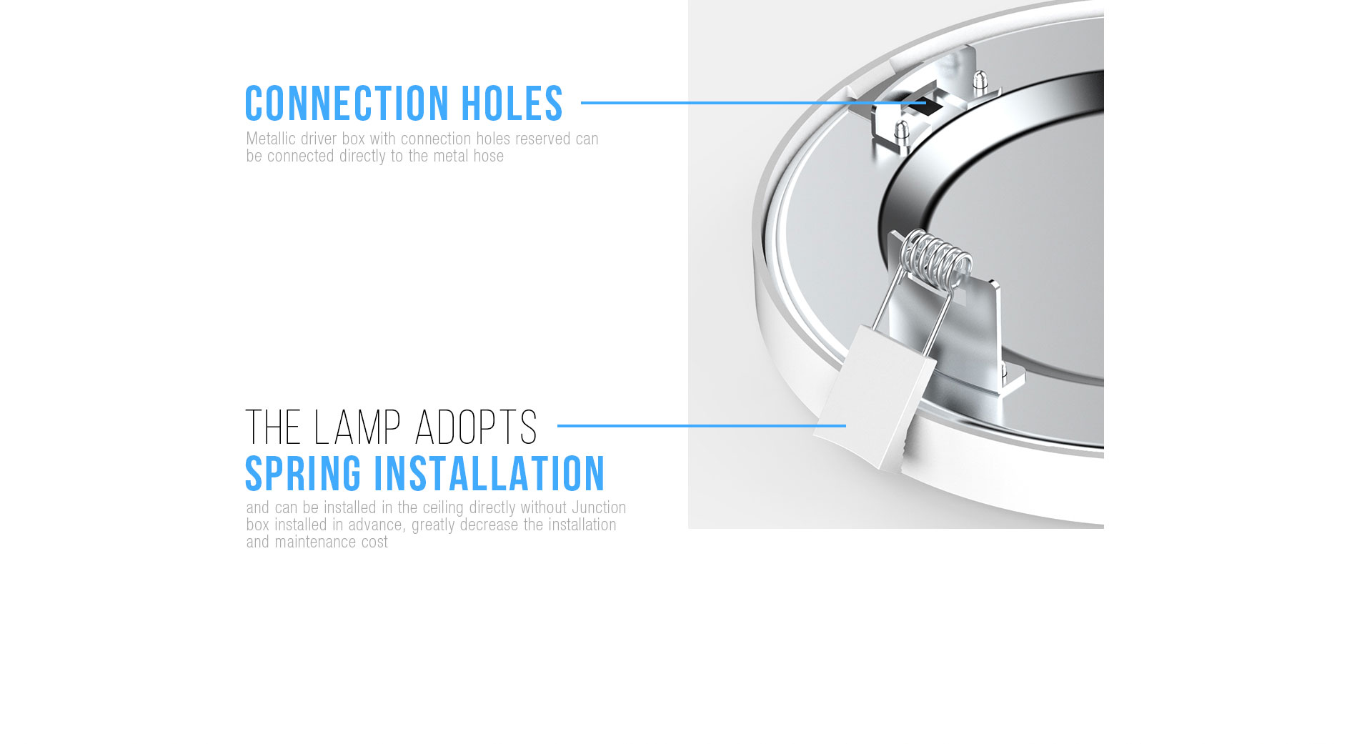 Low Maintenance Cost LED Downlights_03
