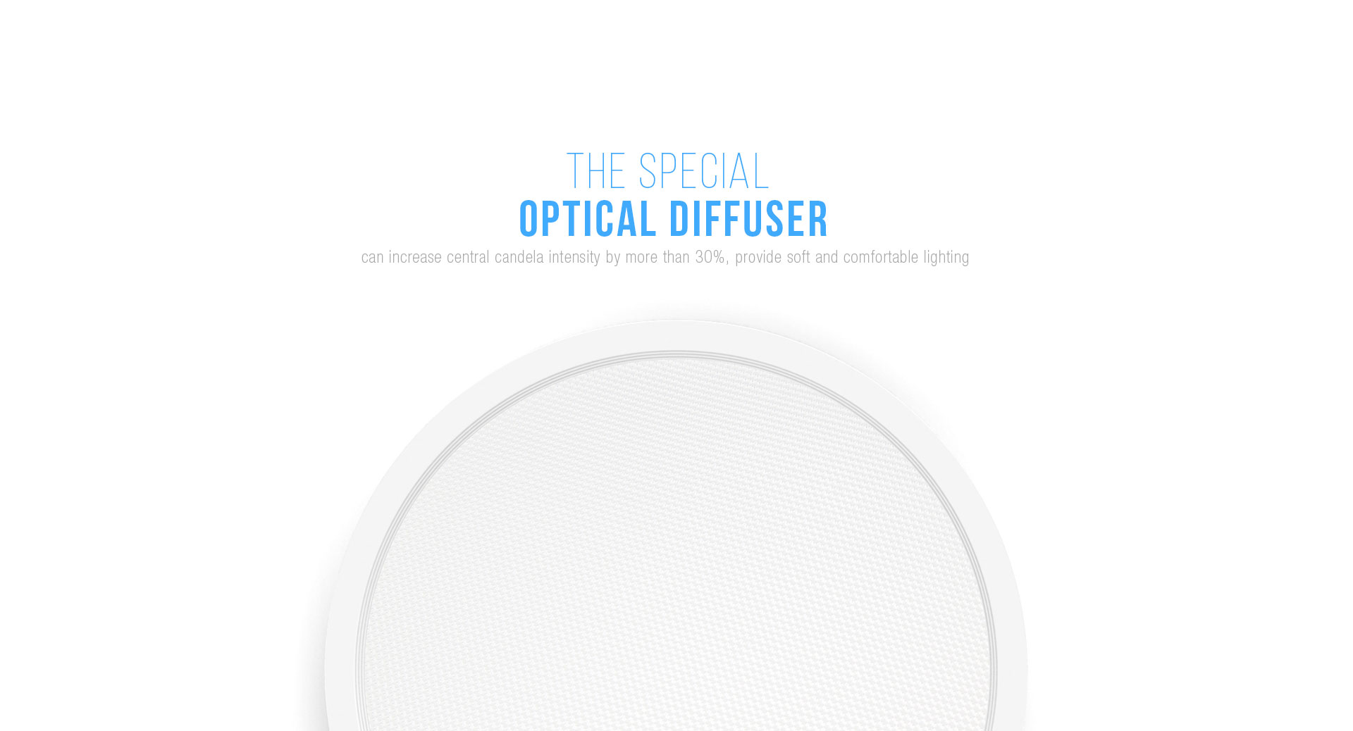 Optical Diffuser LED Downlight_02