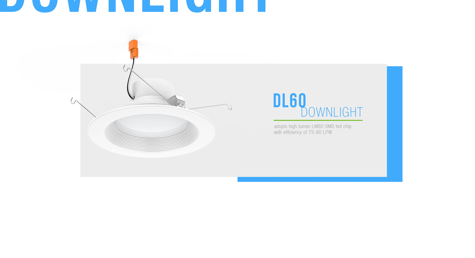 DL60 High Efficiency SMD LED Downlight_01