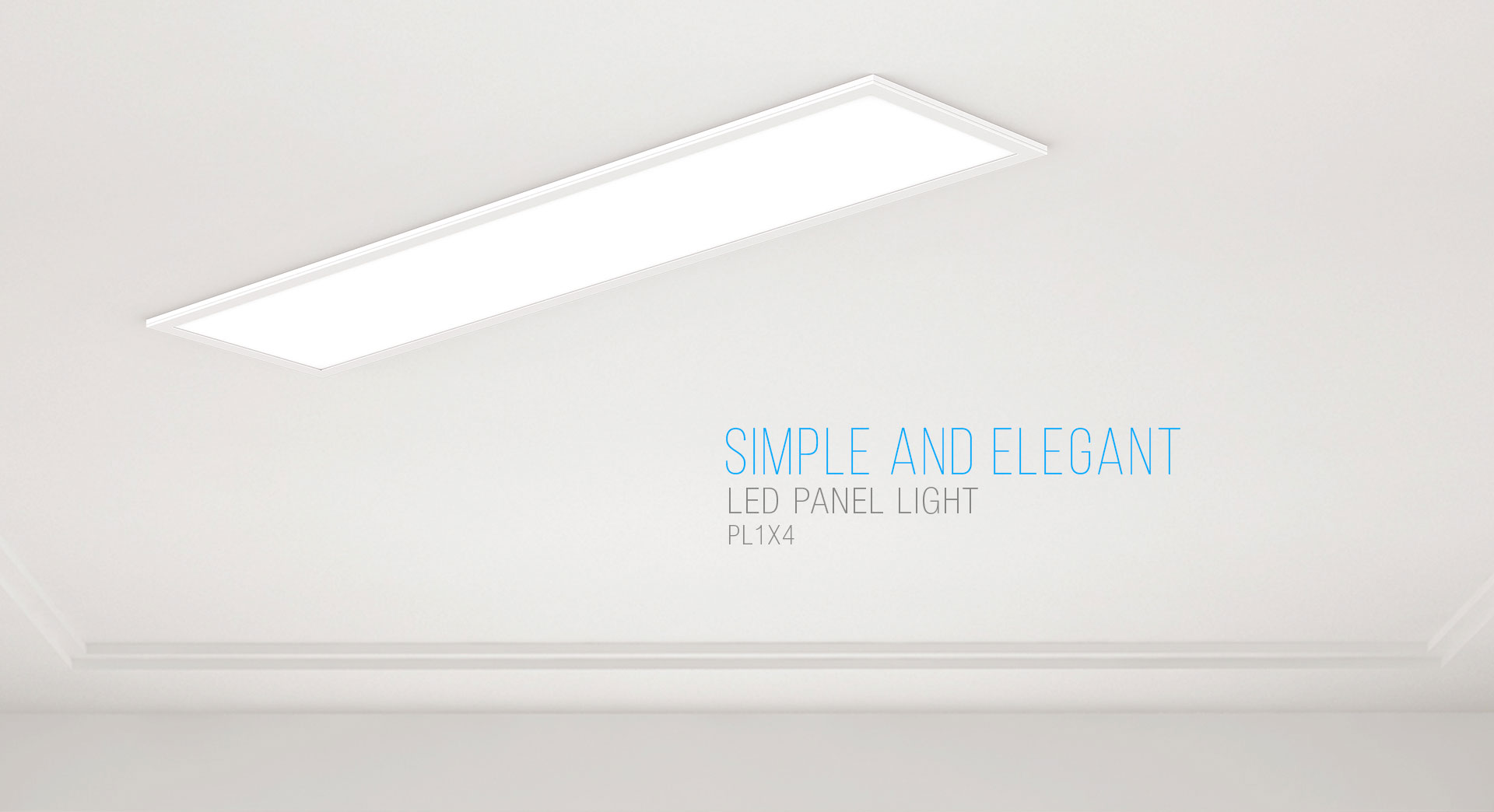 PL1x4 Commercial LED Panel Light_01