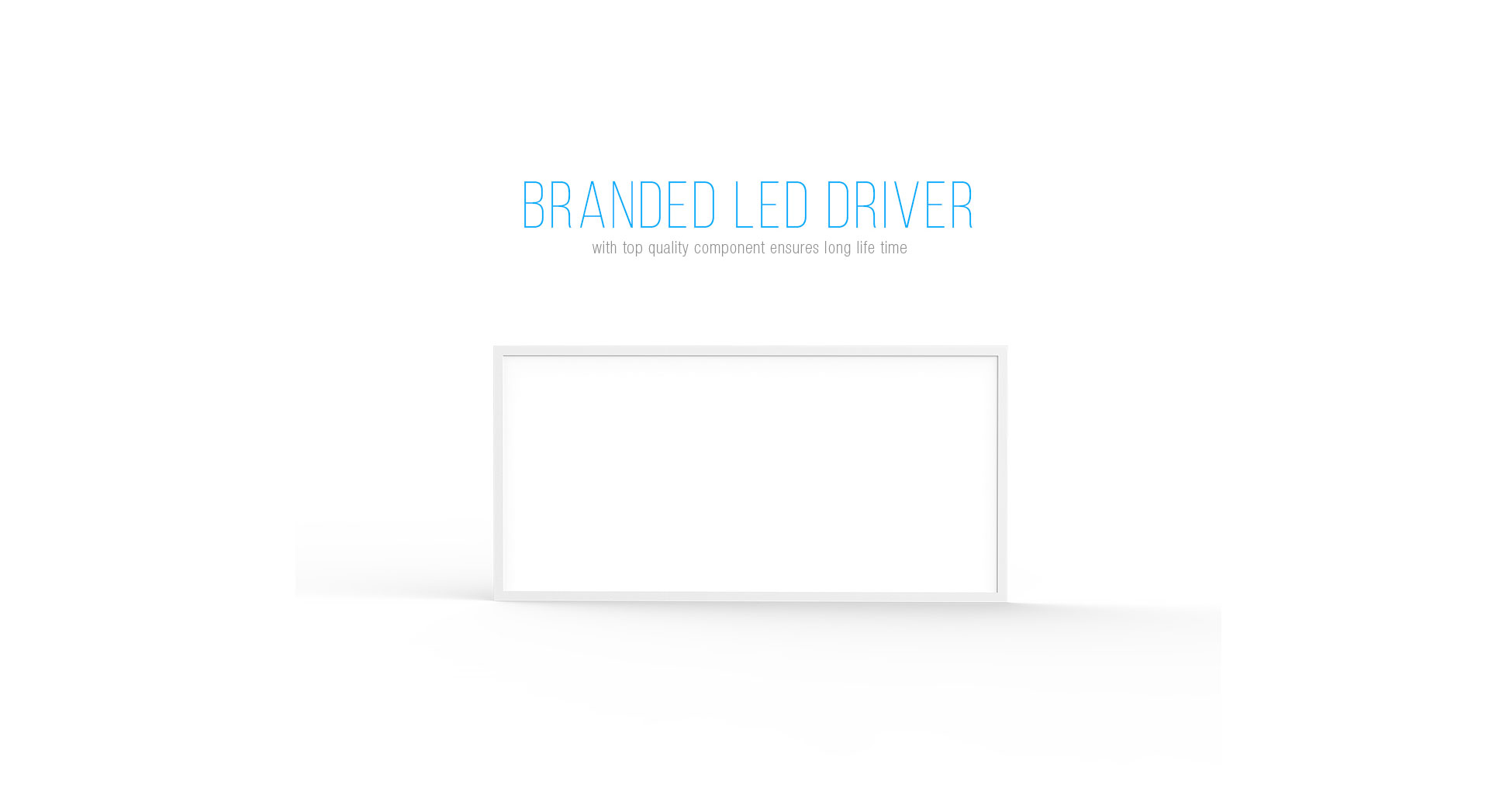 High Quality LED Panel Light_03