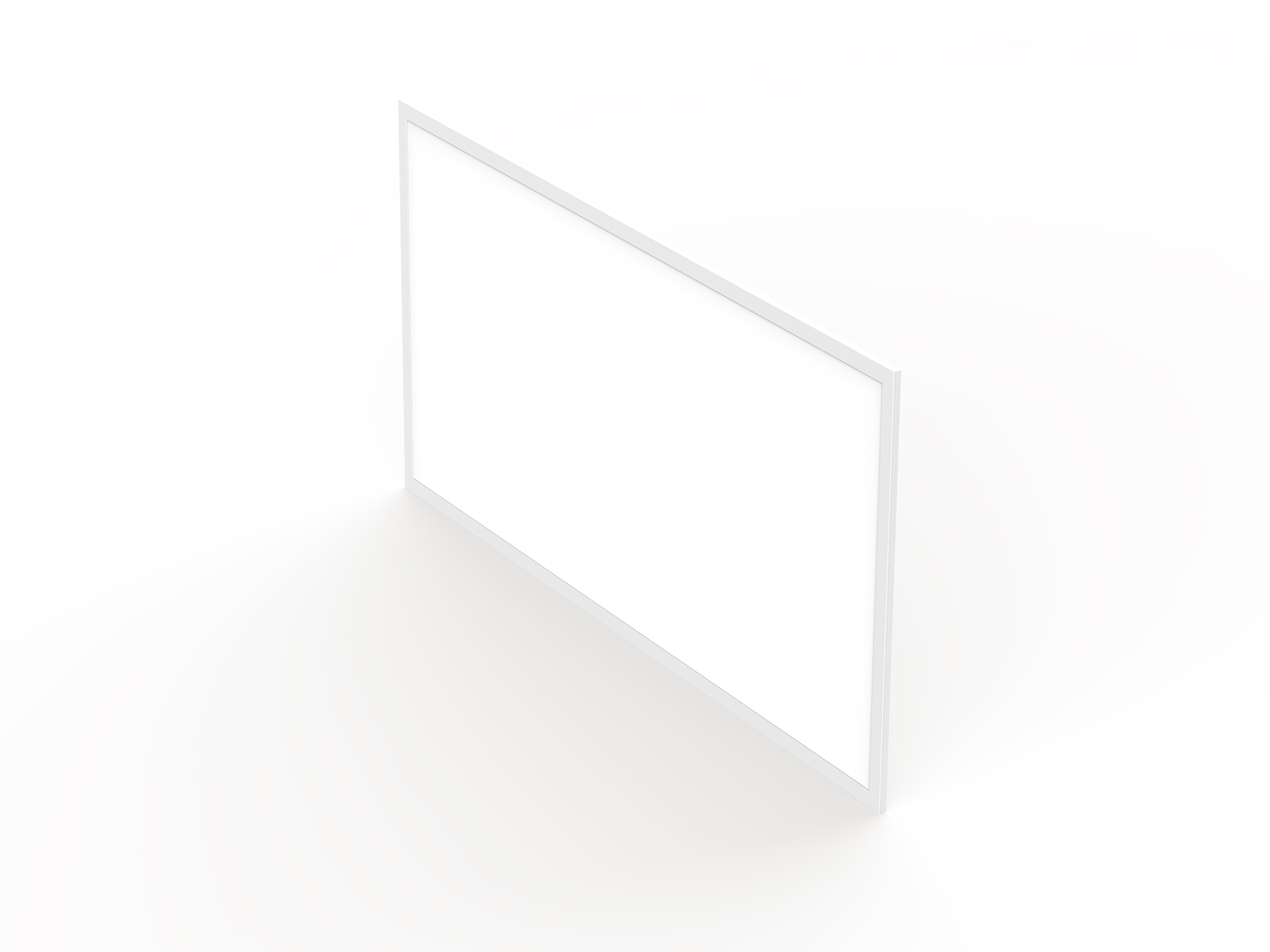 PL2X4 2 60W Surface LED Panels