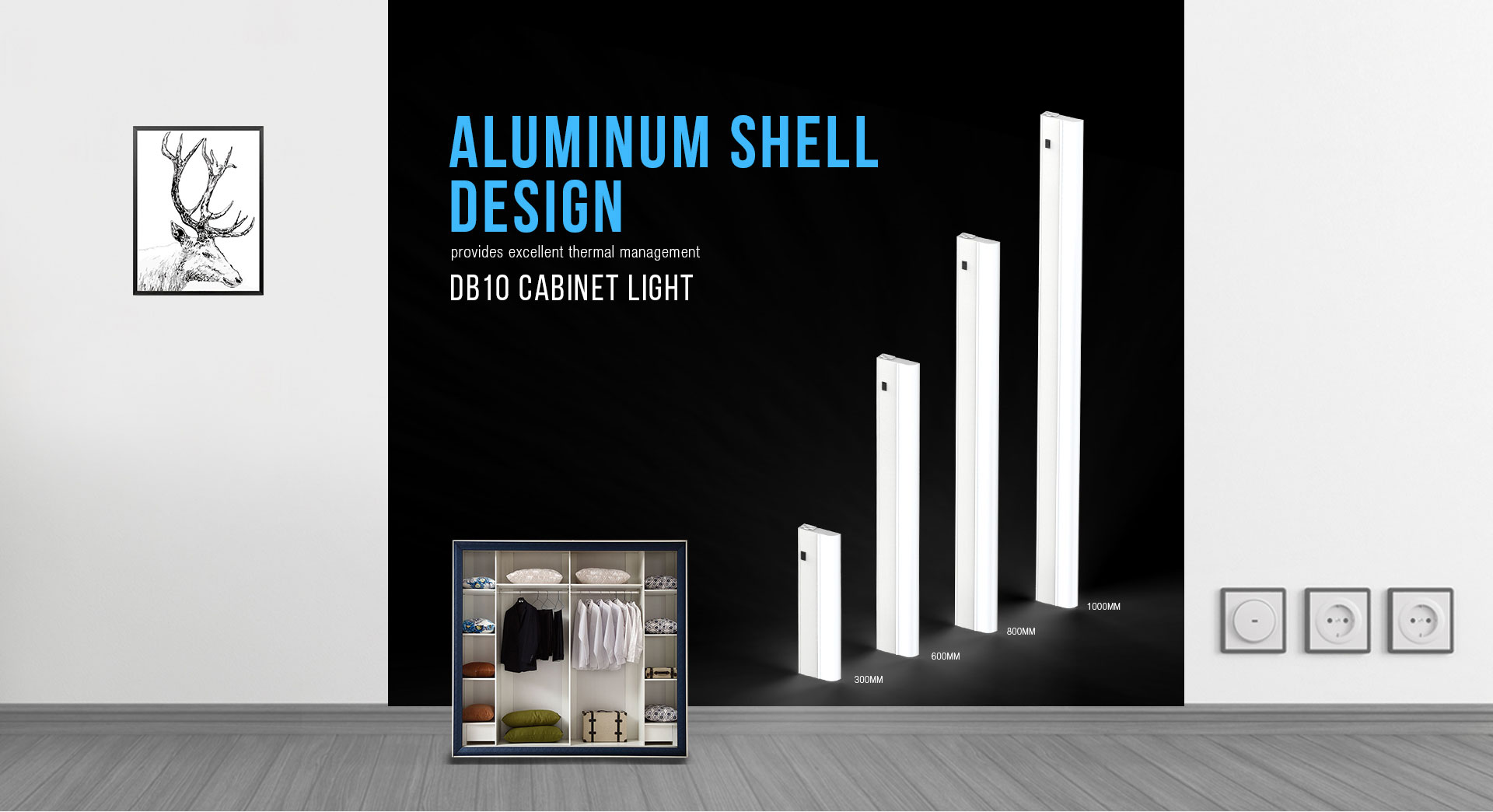 DB10 Under Cabinet LED Lighting Kit_01