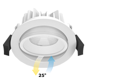 adjustable recessed cob mini led downlight