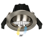 recessed cob mini led downlight