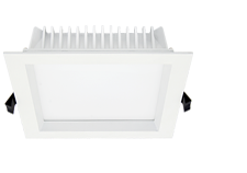 rectangular dimmable SMD led downlight