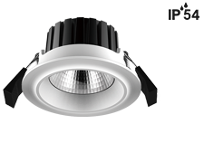 waterproof cob mini led downlight