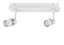 recessed track light