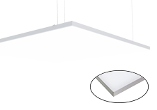 frameless LED panel lights