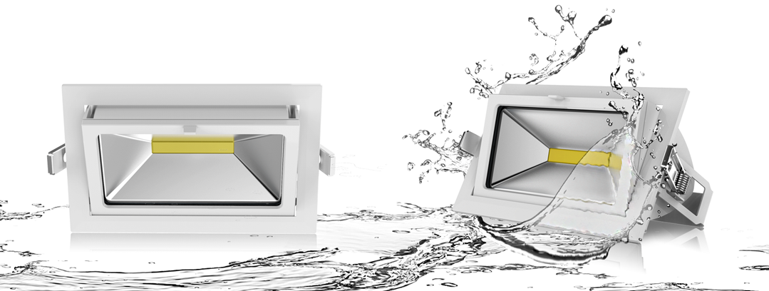 IP65 Waterproof Downlights