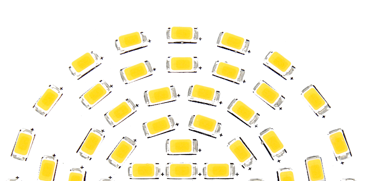 SMD Dimmable LED Downlights Chips