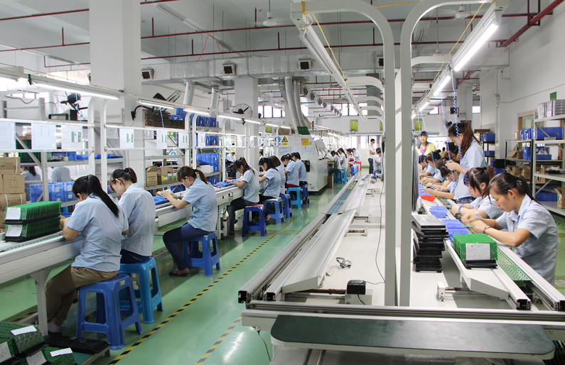 Driver Production Line