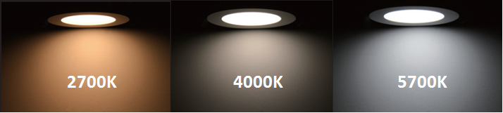 color temperature & How To Choose Right Color Temperature For Your LED Lights - Upshine ...