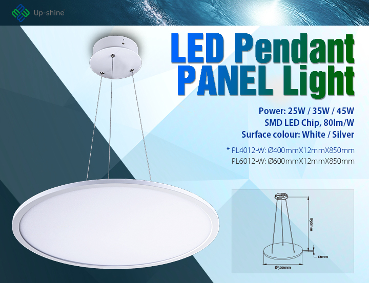 Pendant Panel Light