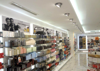 Shopping Mall LED Lighting in Spain