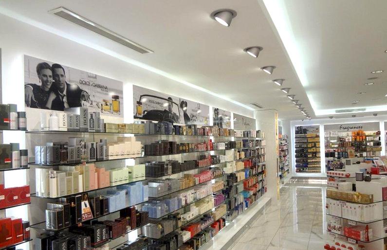 Shopping Mall LED Lighting