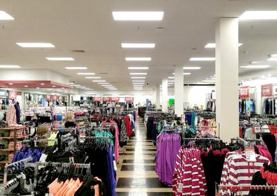 Shopping Mall LED Lighting in Australia