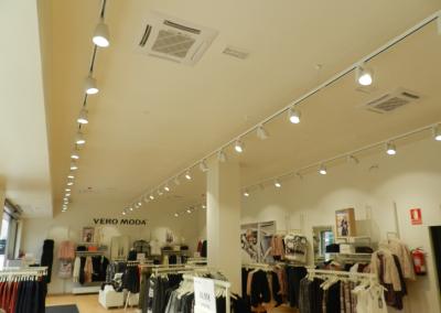 Vero Moda Retail Shop Lighting in Spain