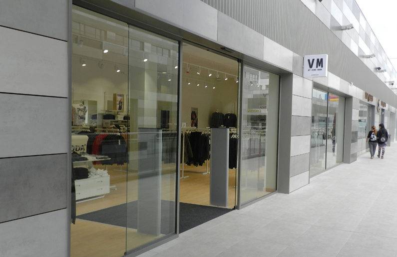 Vero Moda Retail Shop Lighting Case3