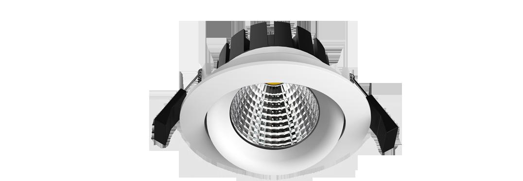 adjustable cob mini led downlights