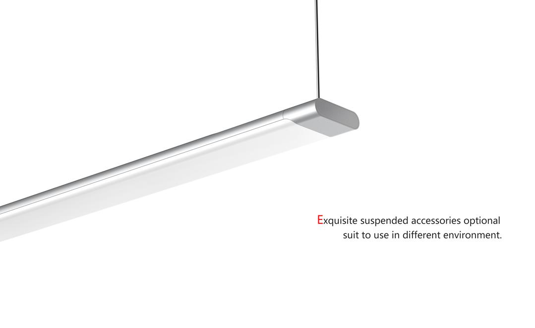 DB05 LED Batten Suspended