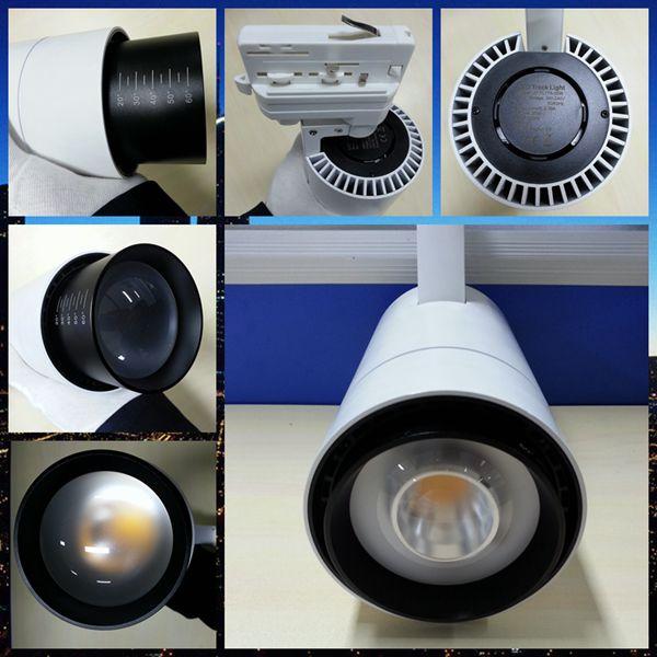TL17 LED Track Light
