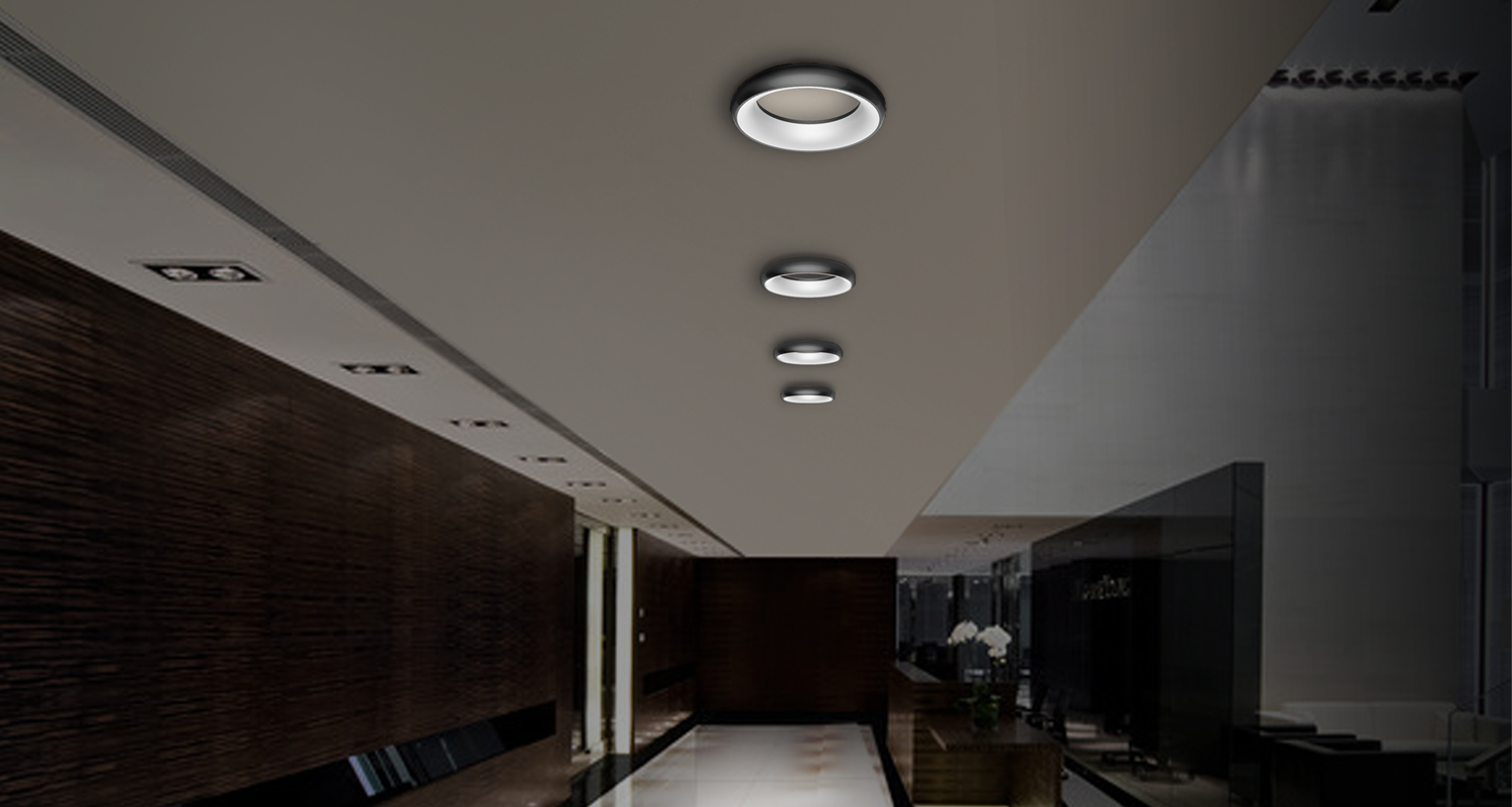 Suspended Led Ceiling Light Fixtures