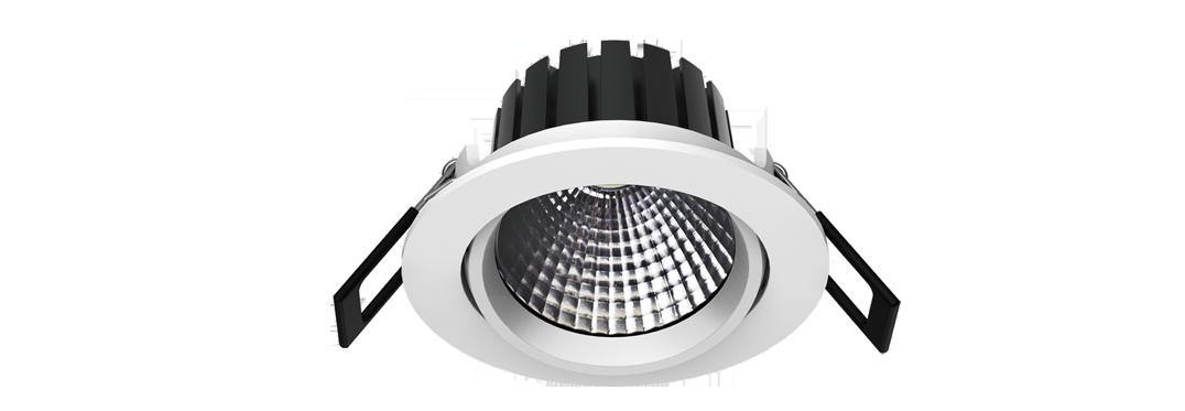 IP54 adjustable cob mini led downlight