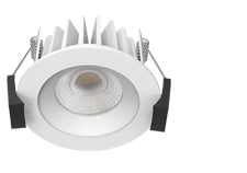 dimmable cob mini led downlight