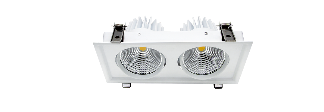 rectangular cob led downlight