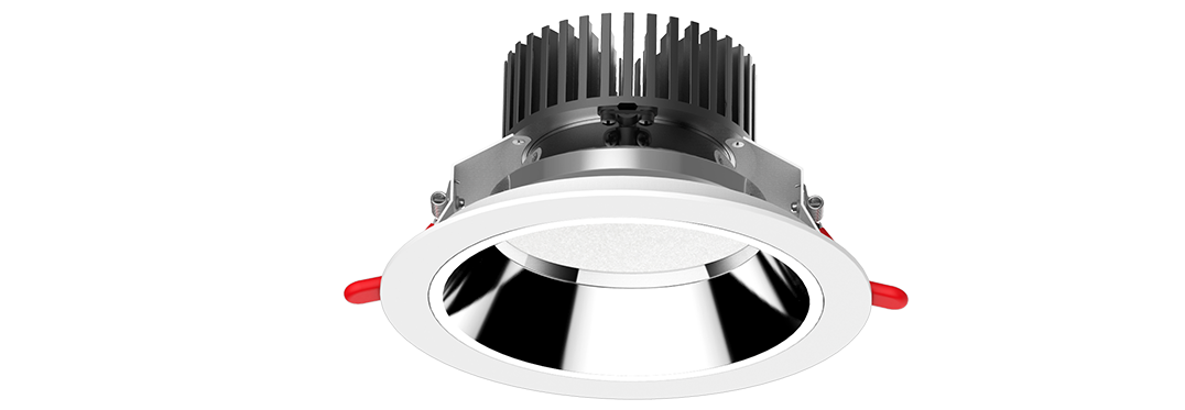 UGR SMD LED downlights