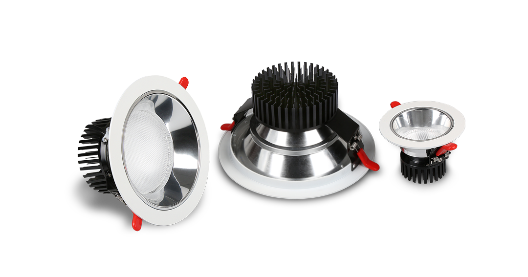 UGR SMD LED Downlight