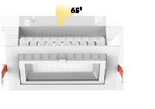 Rectangular SMD LED Downlight