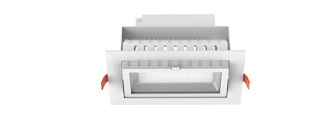 rectangular SMD led downlight