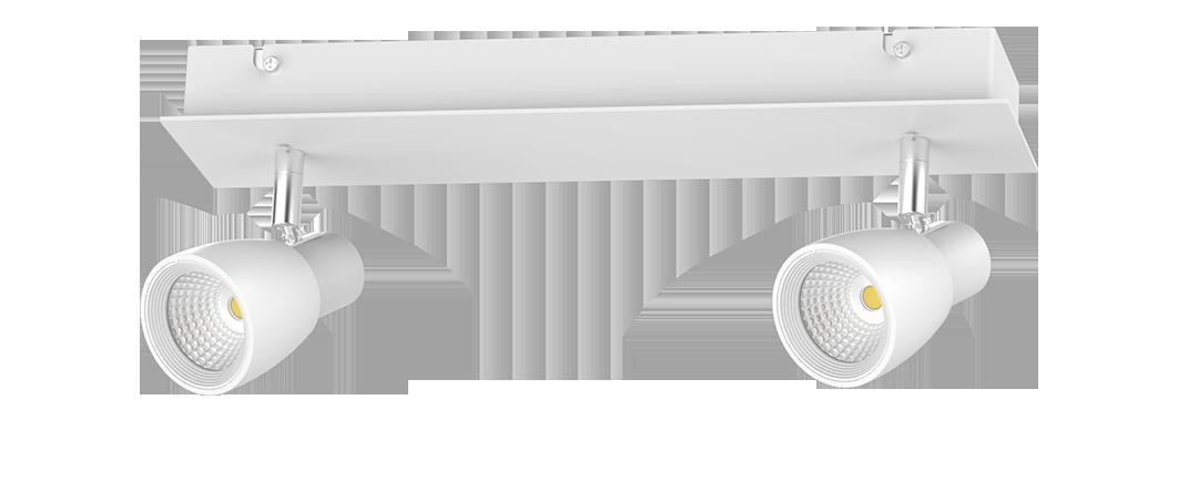 TL15 recessed led track light