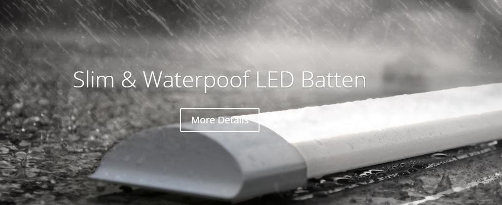 Waterproof LED Batten
