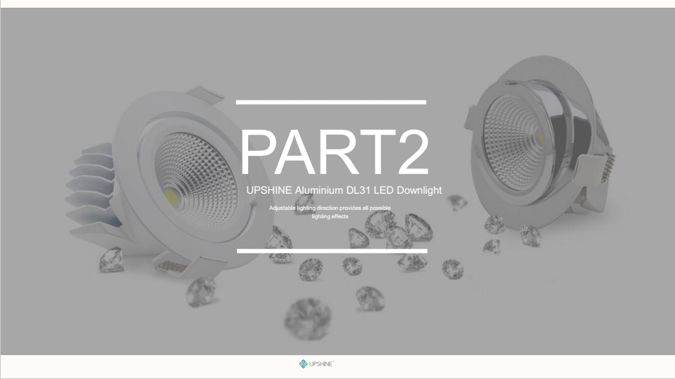 Aluminum LED Downlight with cheap price