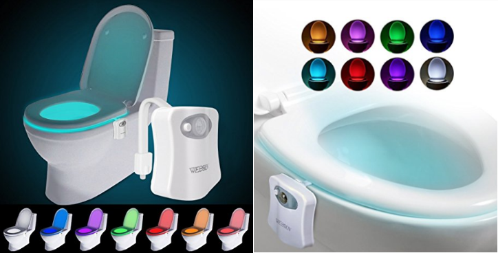 WEBSUN LED Toilet Night Light